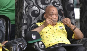ANC President Jacob Zuma. PICTURE BY MfisoDIGITAL