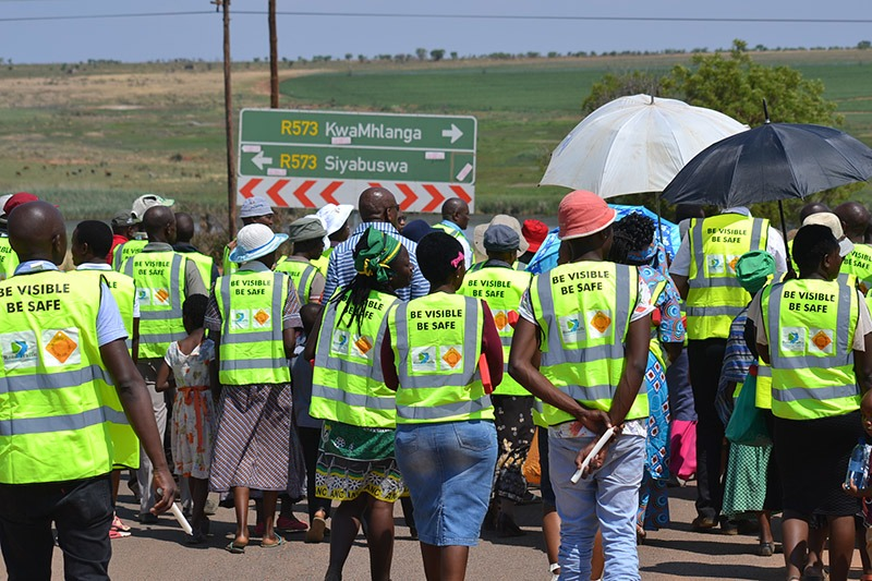 Victims of Moloto road remembered