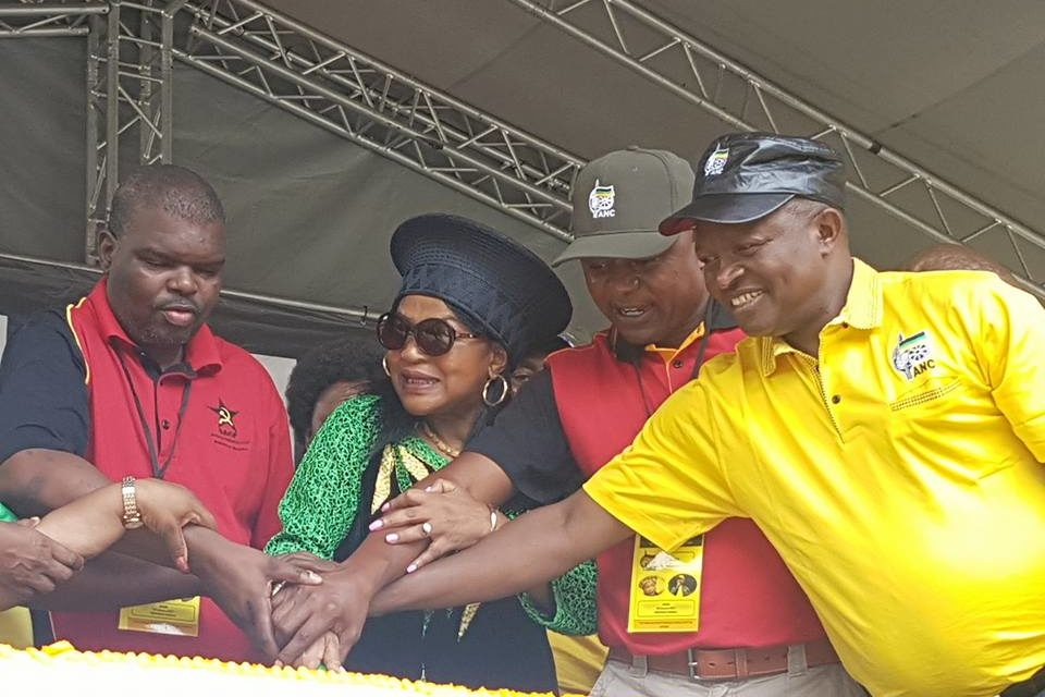 Mbete condemns ANC gate-keeping