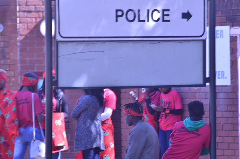 Cops nail two Mpumalanga EFF leaders