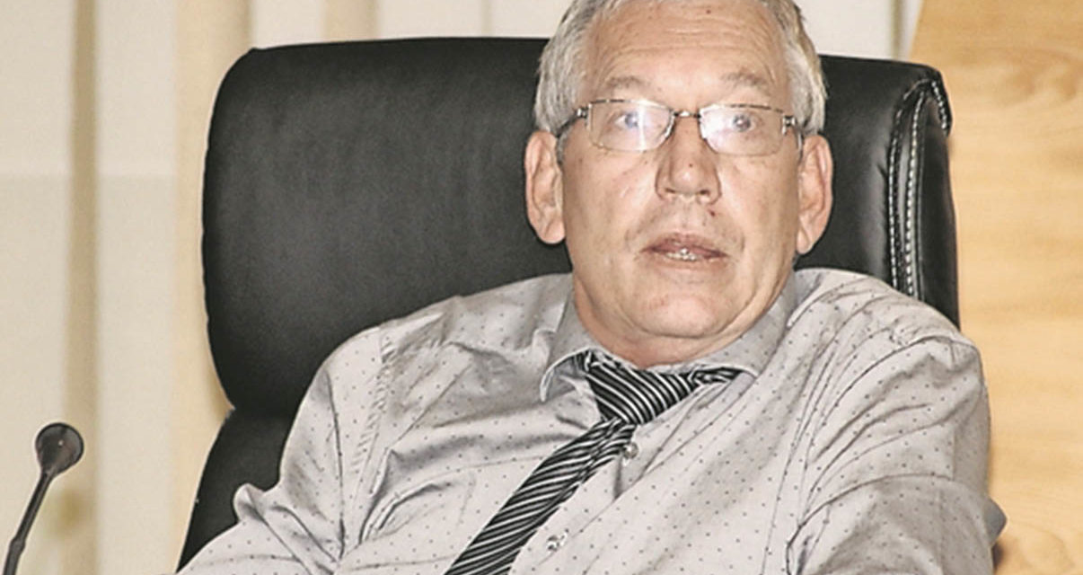 DA goes ahead with fraud charges against Theo Van Vuuren