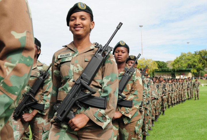 Outrage over Zuma's deployment of soldiers