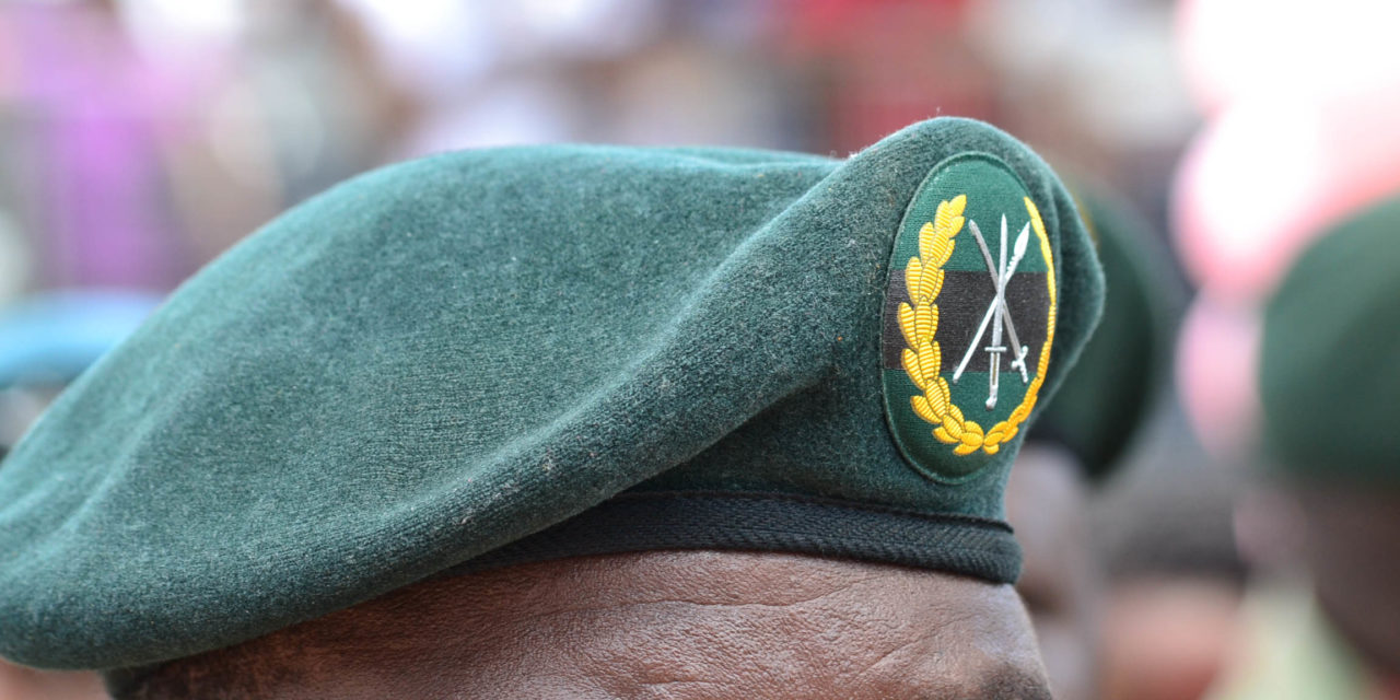 BREAKING: Zuma deploys 441 soldiers to help during Sona