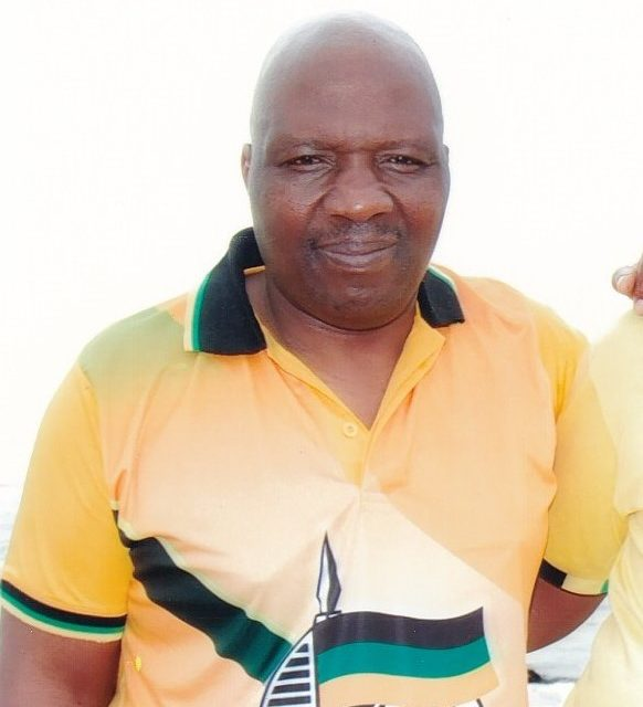Statement – ANC Nkangala saddened by passing of REC member Judas Mtsweni