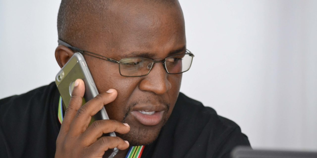 BRA's Cleopas Maunye 'selling out to ANC'