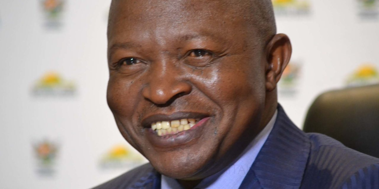 Mabuza wants 1000 RDP houses for Lily Mine residents