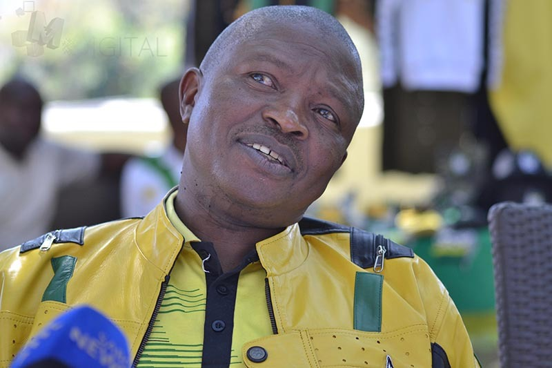 Mabuza plans to recruit Malema back to ANC