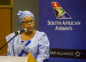 South African Airways needs our voice