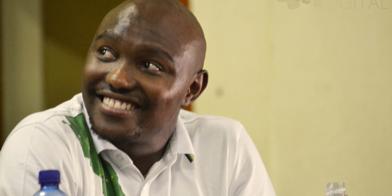 What Ndumiso Mokako said at the ANCYL's radical economic transformation assembly in 12 quotes