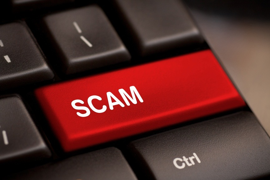 Cops warn you to watch out for online scams