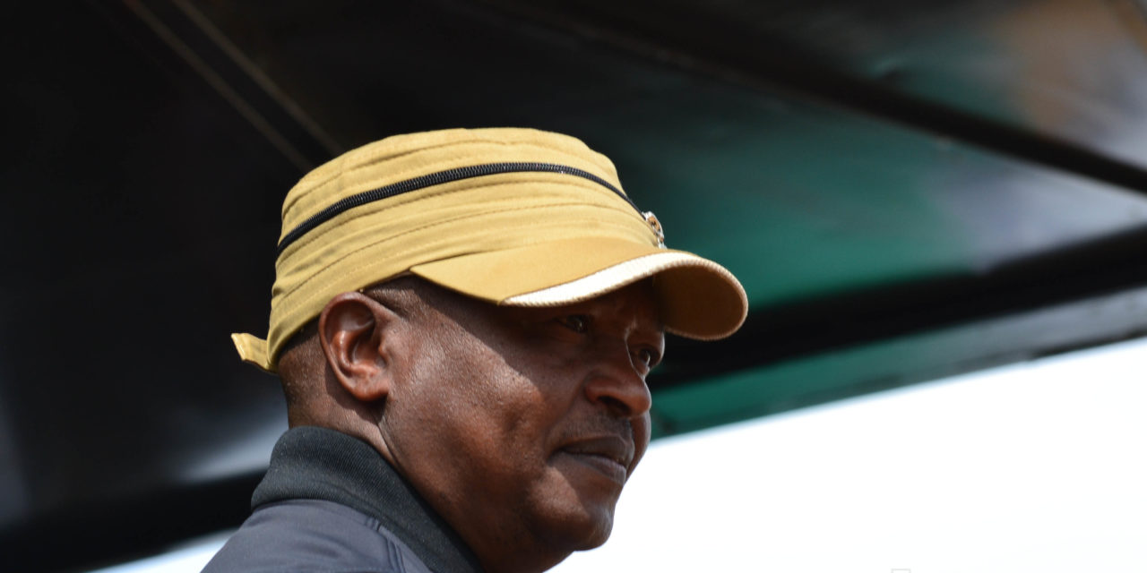 'Baby' Mabuza won't say anything on Phosa's comments