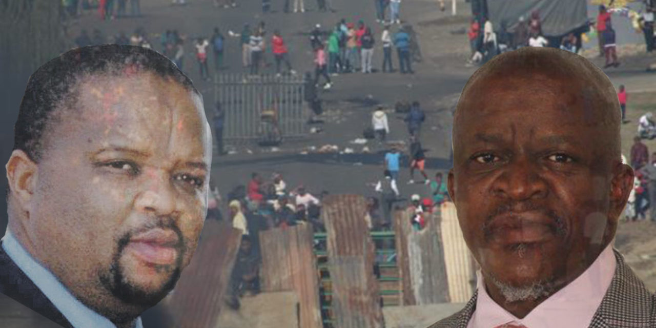 Calls mount for Standerton mayor and manager to be fired