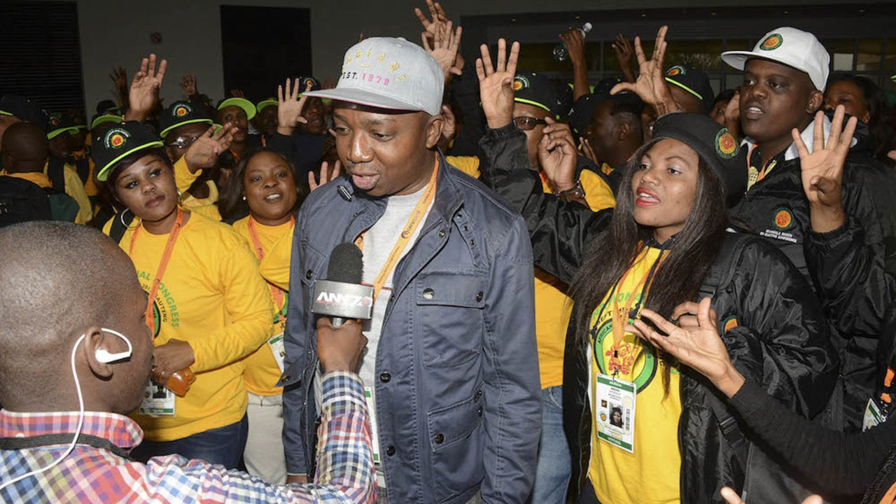 '40% means 10 of 25 ANC REC members are young'