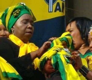 Losi says endorsement of Dlamini-Zuma 'to do with interests of men'
