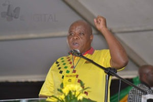 SANCO Mpumalanga wants Mabuza to deputise Ramaphosa