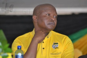 Mabuza not impressed by Bonakele Majuba's no-show