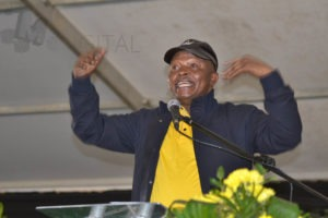 Mabuza admits alliance at its weakest, repeats call for unity