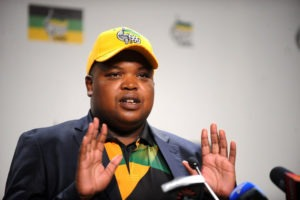 Maine says reports of ANCYL ditching Mabuza 'not true'
