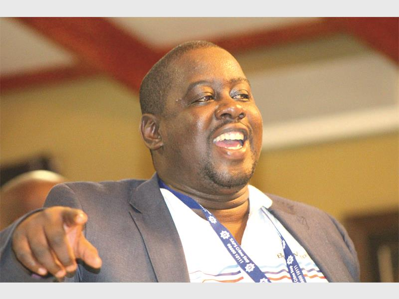 Ehlanzeni's Bheki Lubisi: 'I'm available for third term'