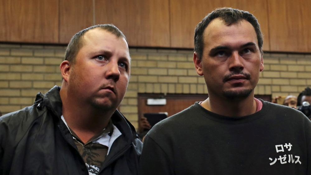 First witness takes stand in coffin assault case