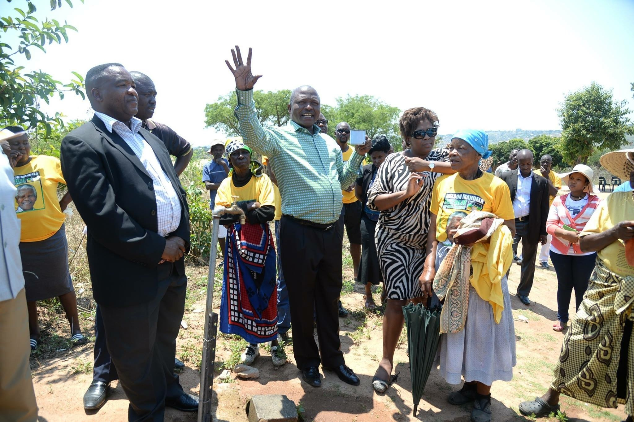 DD Mabuza is sure he'll be elected in December