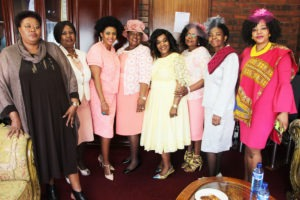 Residents come out to celebrate role of women