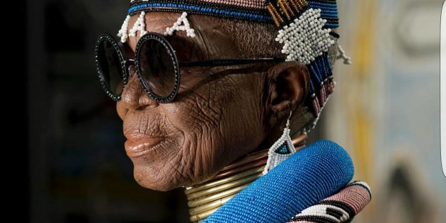 Gogo Esther Mahlangu nominated for South African of the Year award