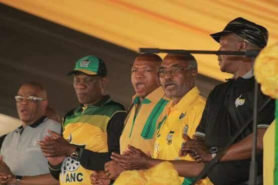 "Sasekani: ANC's ""unique PGC"" part of Mabuza's ""visionary leadership"""