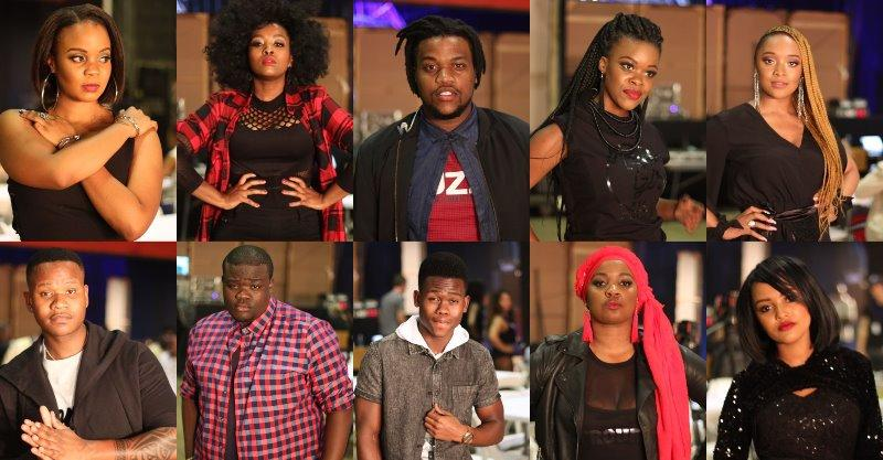 #IdolsSA: Here's your 2017 top 10 – IN PICTURES
