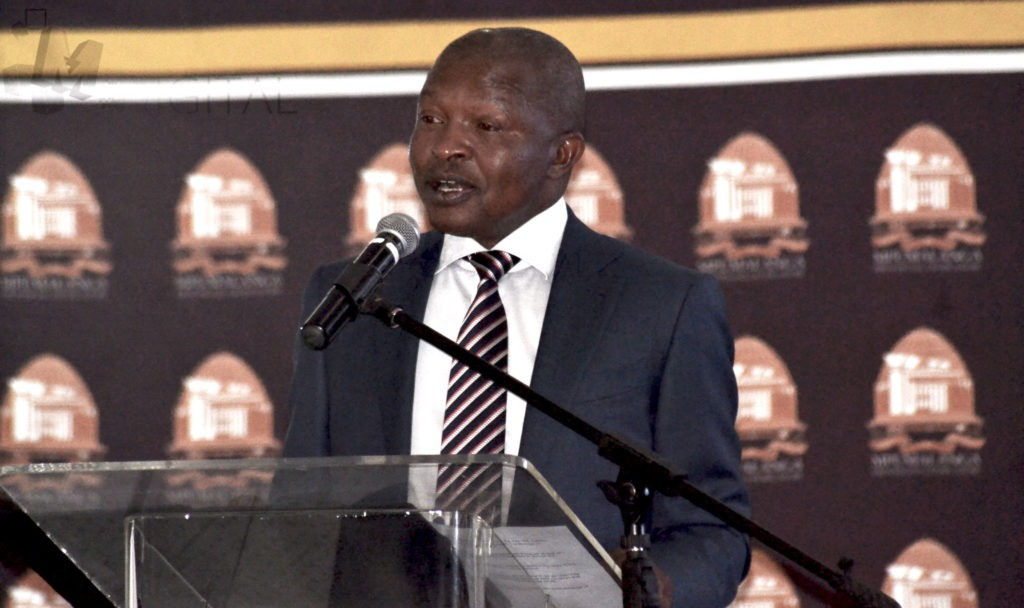 Mabuza summons mayors in Eskom debts