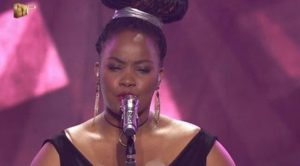#IdolsSA: Top 5... Faith Msibi continues to make MP proud