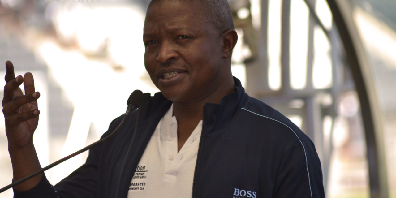 Mabuza sends his well wishes to Matrics