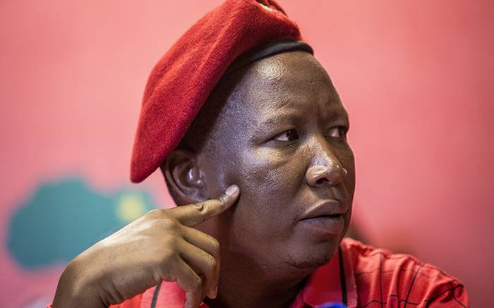 Malema not happy with Collen Sedibe's leadership