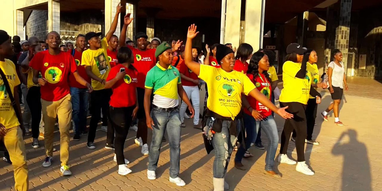 Univ.MP SASCO branch washes dirty linen in public