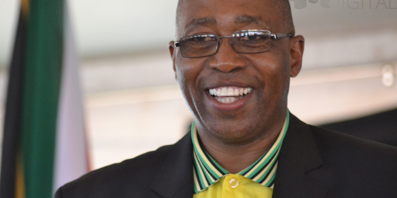 Report: Speedy Mashilo supports Ramaphosa
