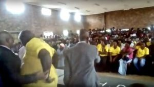 Ngrayi Ngwenya suffers humiliation at PRET meeting