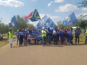 DA demands clean Standerton water