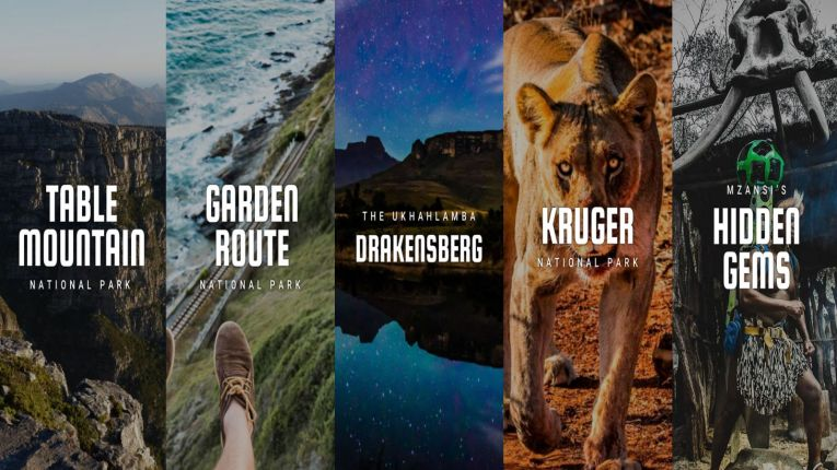 All South African Parks now on Google Street View
