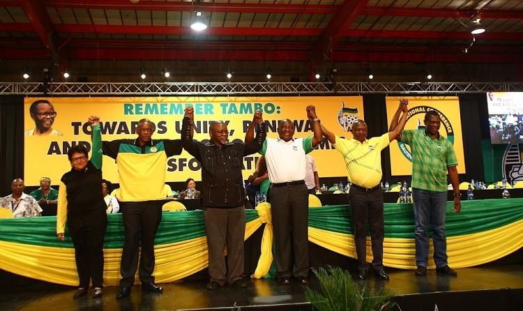 Delegates console themselves over rumour 'Unity' votes went to CR