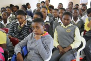 Cosas slams SA pupils for not achieving 100% pass rate