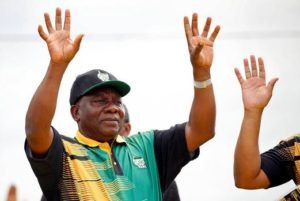 Ramaphosa brings new hope to the unemployed, landless