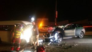 Reckless driving investigated in ANC treasurer's dramatic crash