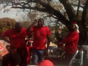 Again, Malema suspends Mpumalanga secretary