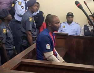 Man confessed to cutting Gabisile's head for muti