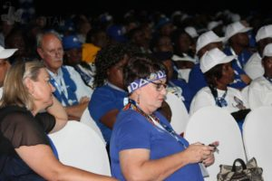 New DA leader weeps when recalling how Koos Venter supported her