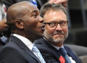 Not true majority of blacks agree with land expropriation - Maimane