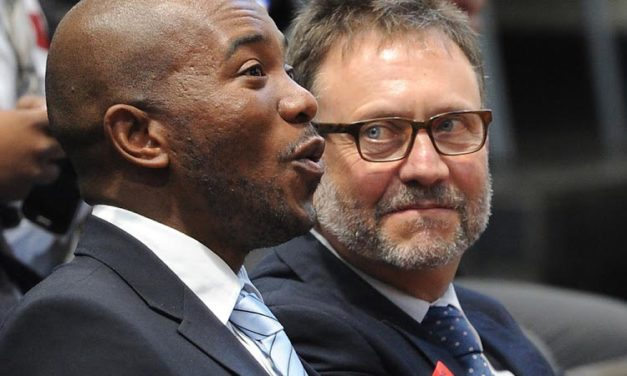 Not true majority of blacks agree with land expropriation – Maimane