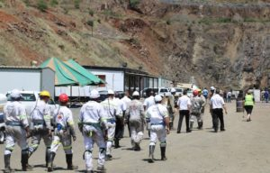 Lily mine to resume operations