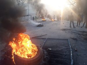 Shoprite liquor store looted in KaNyamazane violent protest