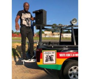 WATCH: How true Robert Gumede bought stage trucks for Zanu-PF?